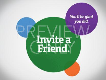 CIRCLE INVITE