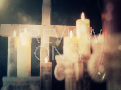 EASTER CANDLE STILL 1