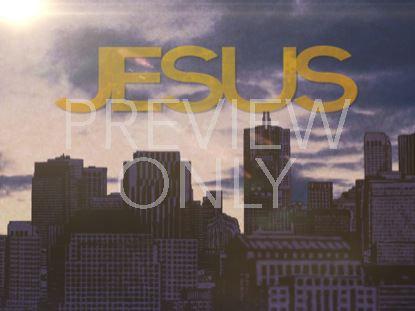 JESUS CITY STILL