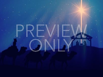 NATIVITY SKY STILL 2