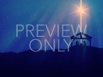 NATIVITY SKY STILL 3