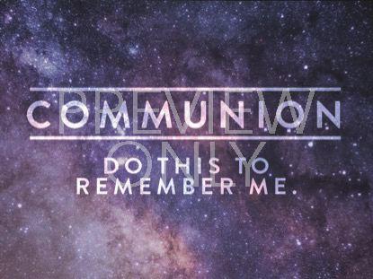 STARFIELD COMMUNION