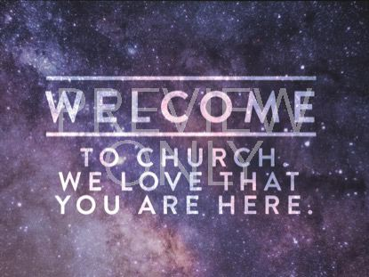 STARFIELD WELCOME