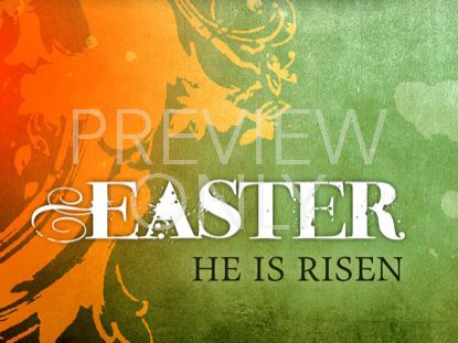 EDGY WORSHIP EASTER