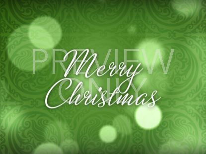 ORNATE CHRISTMAS