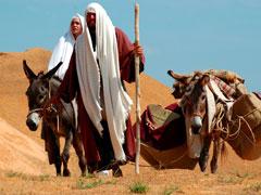 JOSEPH AND MARY - DESERT 2