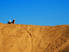 JOSEPH AND MARY - DESERT 4