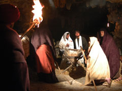 JOSEPH AND MARY - MANGER 1
