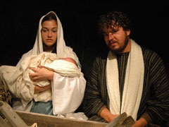 JOSEPH AND MARY - MANGER 5