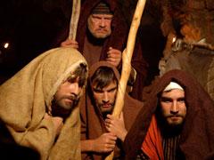 SHEPHERDS SEE JESUS 1