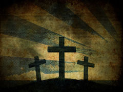 CROSSES WITH RAYS 1