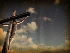 JESUS ON THE CROSS 1