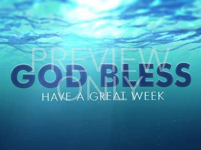 BAPTISM GOD BLESS STILL