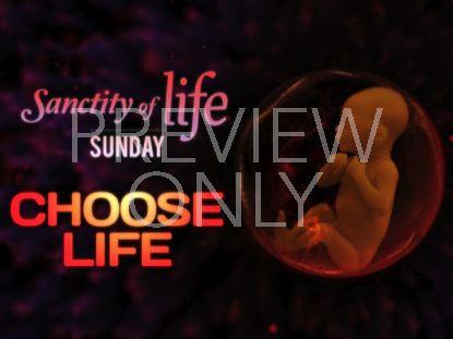 CHOOSE LIFE STILL