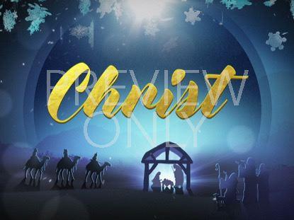CHRISTMAS CHRIST STILL VOL 4