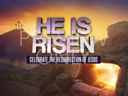 EASTER SUNRISE HE IS RISEN STILL VOL2