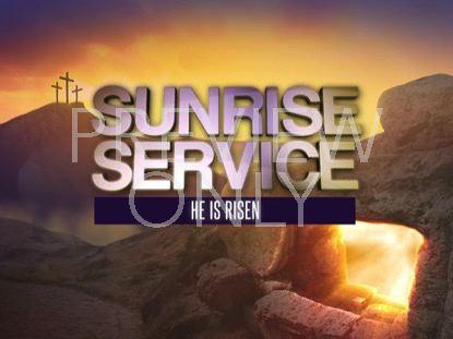 EASTER SUNRISE SERVICE STILL VOL2
