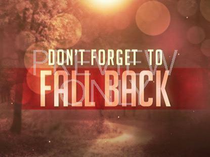 FALL BACK STILL VOL 4
