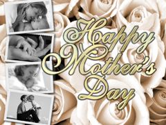MOTHER'S DAY TITLE SLIDE