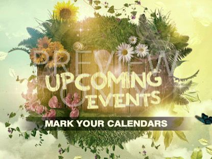 MOTHER'S DAY UPCOMING EVENTS VOL3