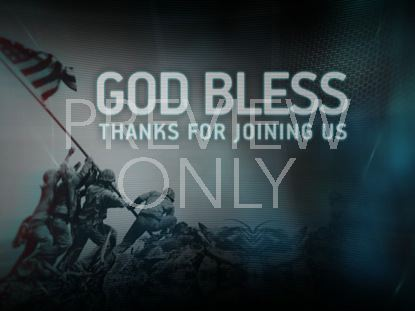 SOLDIERS GODBLESS STILL