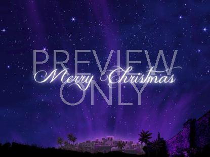 04 BETHLEHEM MERRY CHRISTMAS STILL