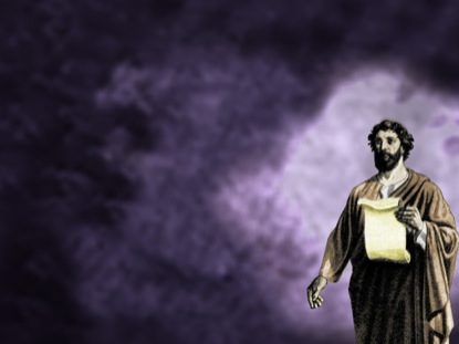 BIBLE CHARACTERS PAUL
