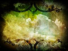 SKY WOOD FLOURISH