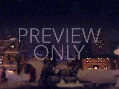 SNOWY VILLAGE 4