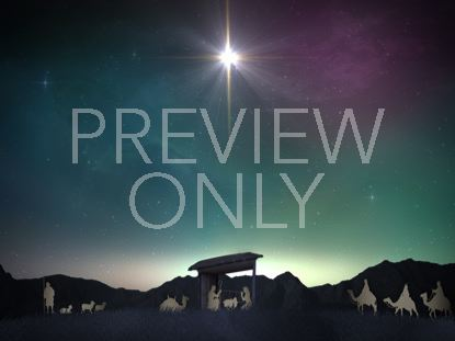 NATIVITY CHRISTMAS 1 STILL