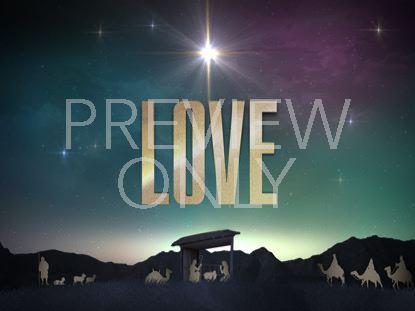 NATIVITY CHRISTMAS LOVE  STILL