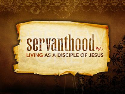 SERVANTHOOD - SET OF 3