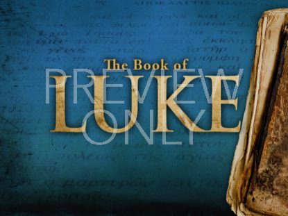 BOOK OF LUKE