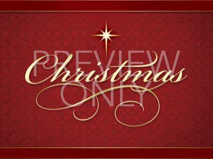 RED CHRISTMAS STILL