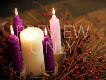 ADVENT WREATH CHRISTMAS