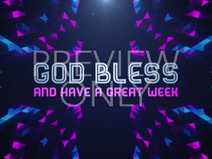 CRYSTAL PATTERNS GOD BLESS