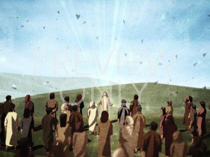 EASTER ARTWORK JESUS WITNESSES
