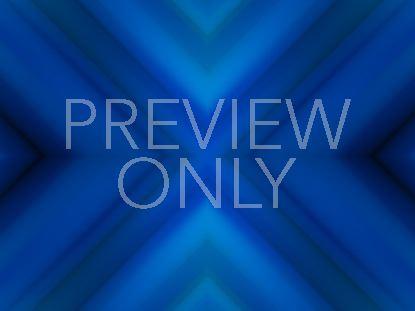 MIRRORED ARROWS BLUE X