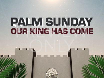 PALM SUNDAY JERUSALEM MAIN