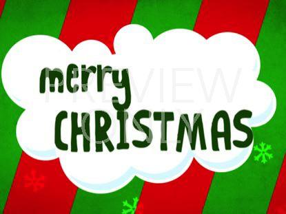 "FLUFFY CHRISTMAS ""MERRY CHRISTMAS"" STILL"