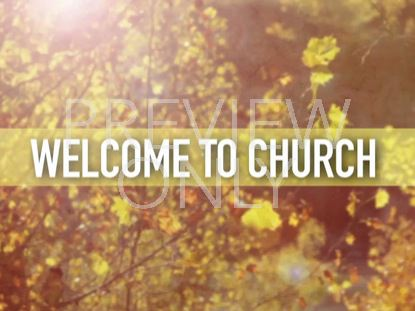 FALL BRANCH WELCOME STILL