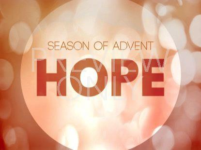 ADVENT HOPE STILL
