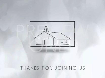 BACK TO CHURCH CLOSING STILL