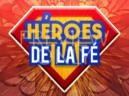 BIBLE HEROES HERO STILL 2 - SPANISH
