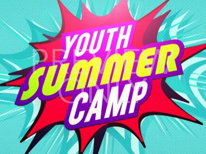 BIBLE HEROES SUMMER YOUTH CAMP STILL
