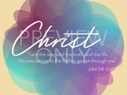 CHRIST ALONE JOHN STILL