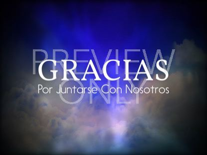 COMFORTING SPIRIT CLOSING STILL - SPANISH