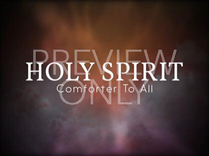 COMFORTING SPIRIT COMFORT STILL