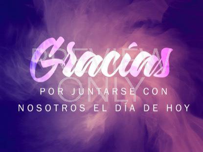 CONSECRATED SPIRIT CLOSING STILL - SPANISH