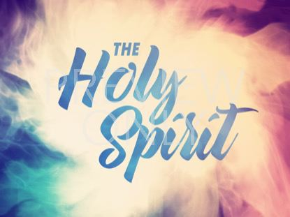 CONSECRATED SPIRIT HOLY SPIRIT STILL
